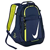 Nike Vapor Select Baseball Baseball Bat Backpack Black/Grey/Volt