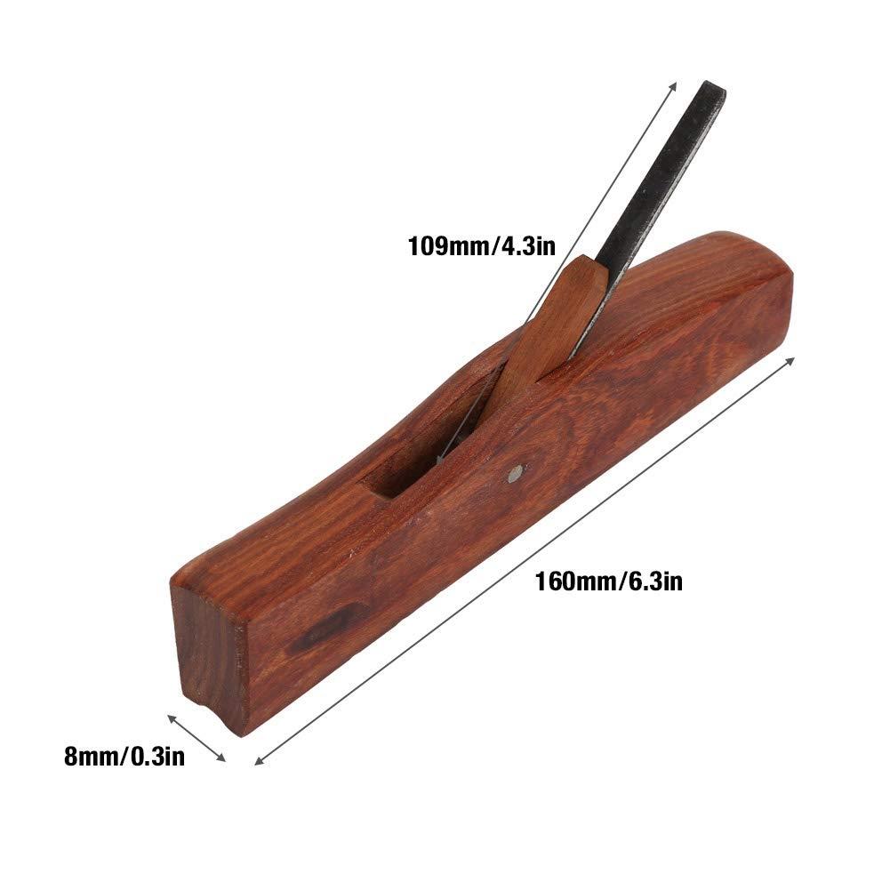 22mm Konvexe Hand Hobel Palisander Holzbearbeitung Tischler Groove Holzhobel 6//8//16 6mm