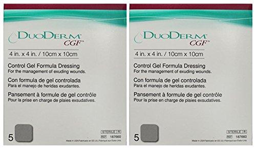 - ConvaTec DuoDerm CGF 4