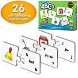 The Learning Journey: Match It! - ABCs - Phonics and Pre-Reader Matching Puzzle Game