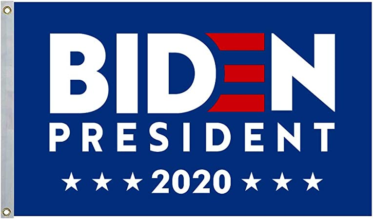 Joe Biden for President 2020 Wall Flag 3x5/' Flag with Grommets FREE SHIPPING @an