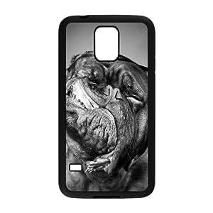 Cute Dog Phone Case For Samsung Galaxy S5 i9600 [Pattern-1]