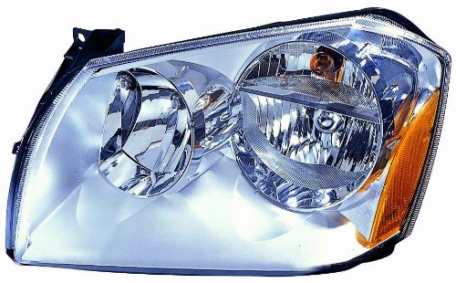 Depo 334-1111R-AS1 Dodge Magnum Passenger Side Replacement Headlight Assembly