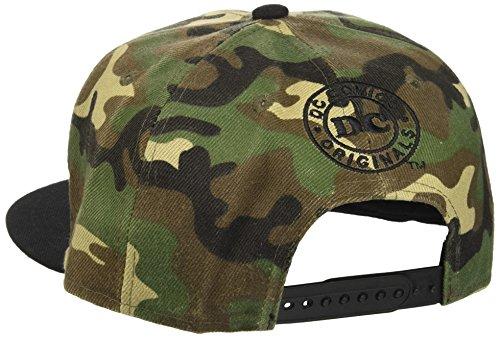 estilo de Comics Cap gorra Batman snapback DC Bat logo sombrero camuflaje de c8WPWZUq4