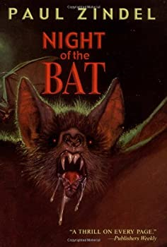Night of the Bat 0786852070 Book Cover
