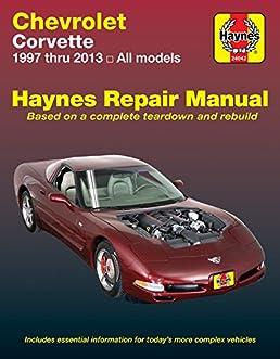 chevrolet corvette 97 13 haynes automotive haynes publishing rh amazon com 2009 Corvette Convertible 2005 Corvette Convertible