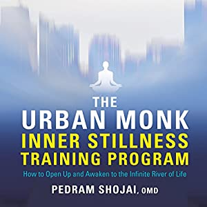 Download audiobook The Urban Monk Inner Stillness Training Program: How to Open Up and Awaken to the Infinite River of Life