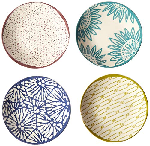 Lenox Market Place Dessert Plates, Set of 4