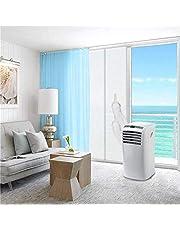 Kimilike Airconditioner, 210 x 90 cm, afneembaar, voor wasdroger, deurafdichting voor airconditioning, airconditioning, draagbaar en droger