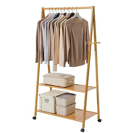 Amazon.com: Coat Racks Stand Standing Coat Rack Hanger Hooks ...