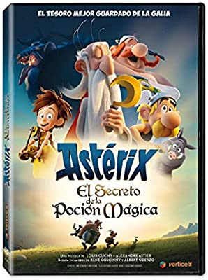 Asterix El Secreto De La Poción Mágica [DVD]: Amazon.es: No Dsiponible, Louis Clichy, Alexandre Astier, No Dsiponible, Philipe Bony: Cine y Series TV