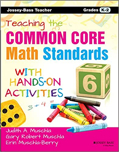 Amazon.com: Teaching the Common Core Math Standards with Hands-On ...