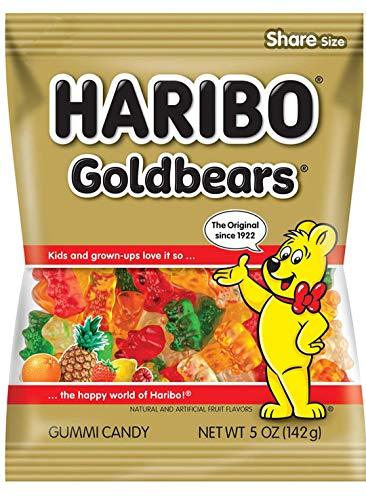 Haribo Gummi Bears 5oz by Haribo