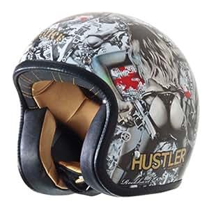 Rockhard Hustler Volume 2 Graphic American Classic Helmet (XX-Large)
