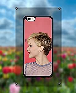 Kanel - IPhone 6 (4.7 inch) Phone Funda Case Unique Printed Jennifer Lawrence Popular Style Ultra Thin Drop Protection Cover for IPhone 6 / 6s(4.7 inch) Actot Audrey Hepburn Cover Skin