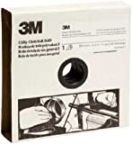 "3M Utility Cloth Roll 314D, Aluminum Oxide, 1"" Width x 20 yds Length, P400 Grit, Maroon (Pack of 1)"