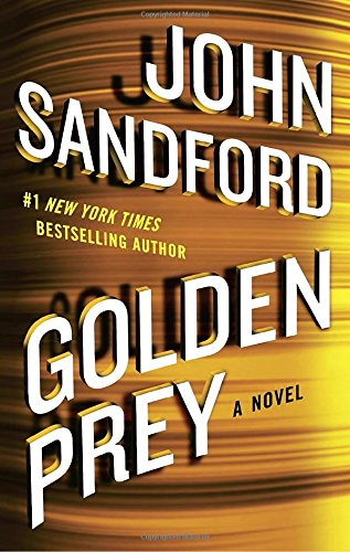 Golden Use (A Prey Novel)