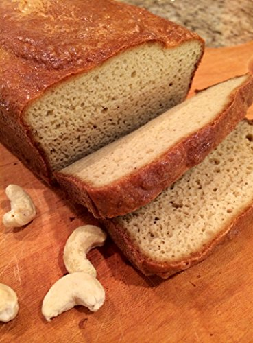 Liberated Cashew Creme Bread, Paleo