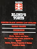 Blond's Torts 9780945819240
