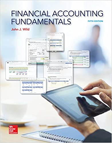 Amazon financial accounting fundamentals ebook john wild financial accounting fundamentals 5th edition kindle edition by john wild fandeluxe Choice Image