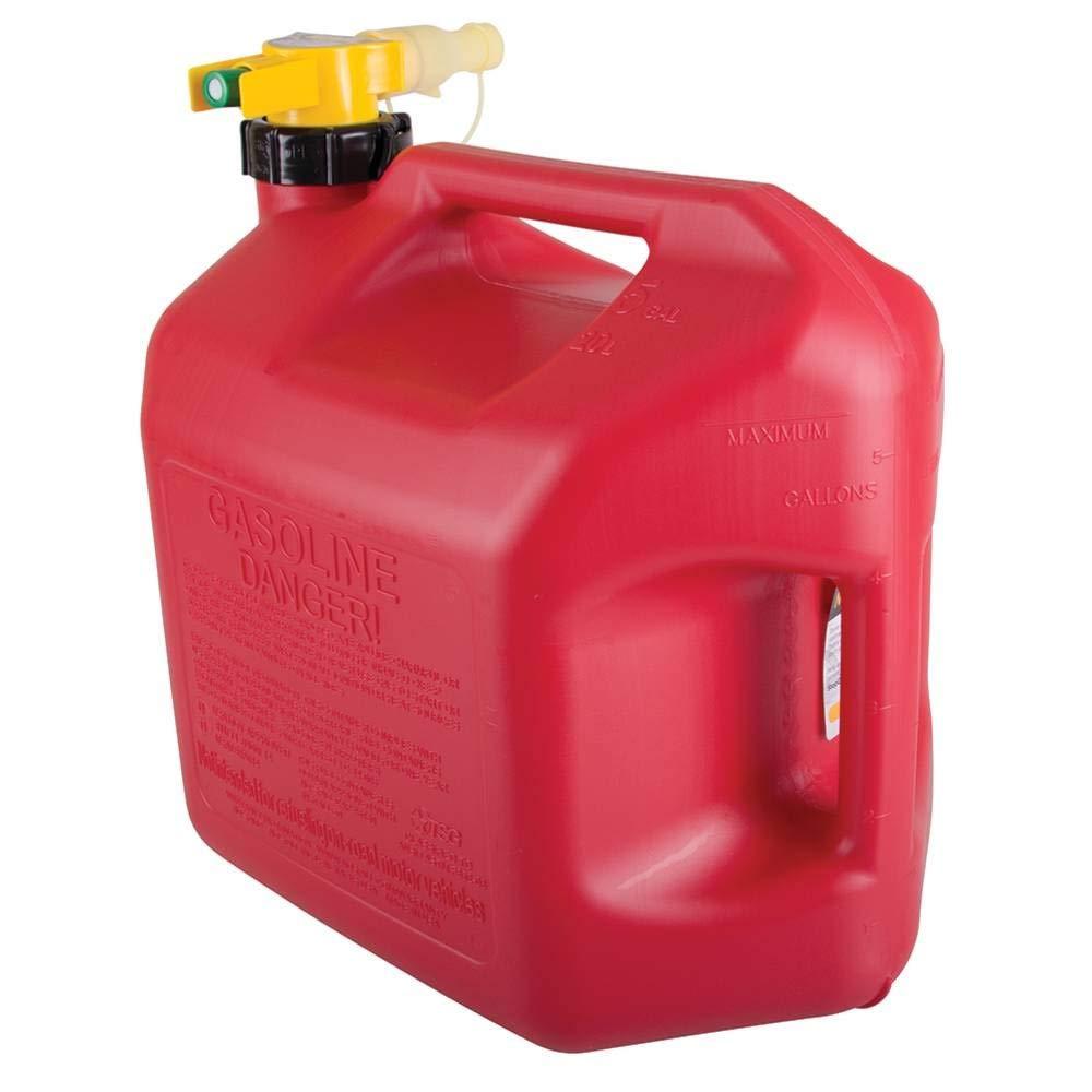CARB Compliant No Spill 1450 5-Gallon Poly Gas Can