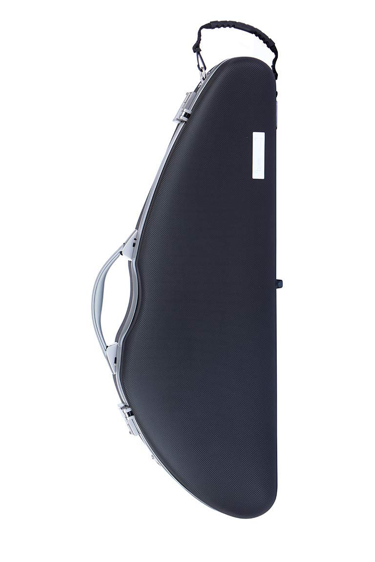 Bam Panther Hightech Slim Violin Case - Black