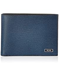 Tumi mens Monaco Double Billfold