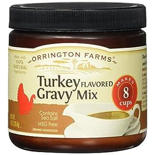Orrington Farms Turkey Flavored Gravy Mix, 8 Ounce