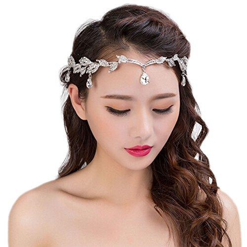 ThyWay Elegant Rhinestone Headpiece Headband product image