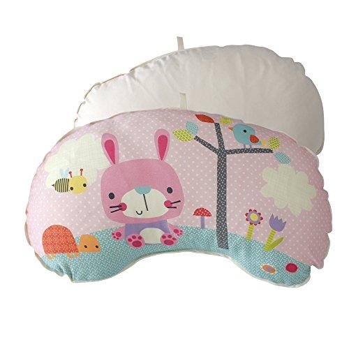 Rucoorganic Animal Organic Cotton Mini Pillow Little Elroyi(Rabbit) by Rucoorganic