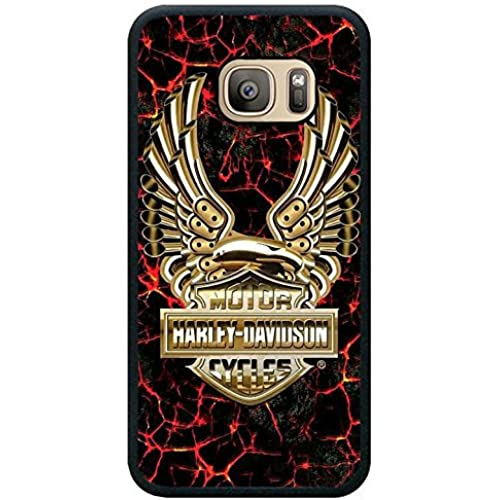 BEIWU Generic S7 TPU Case,Harleydavidson 14 Black Carrying Case for Samsung Galaxy S7 Sales