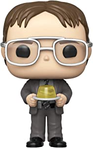 Funko Pop!TV: The Office - Dwight with Gelatin Stapler