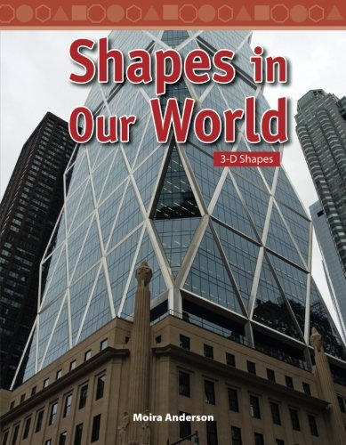 Learning Charts Basic Shapes - Shapes in Our World: Level 4 (Mathematics Readers)