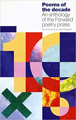 Book The Forward Book of Poetry 2001 by Various (2000-10-02)