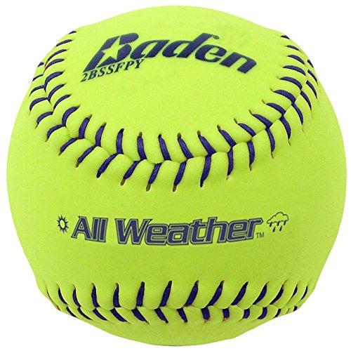 Baden All-Weather Practice Softball 12