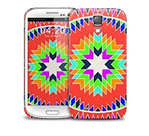 Pow Wow Red Samsung Galaxy S4 GS4 protective phone case