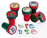 Holiday Stampers (24 Pack) Christmas Stamps Assortment