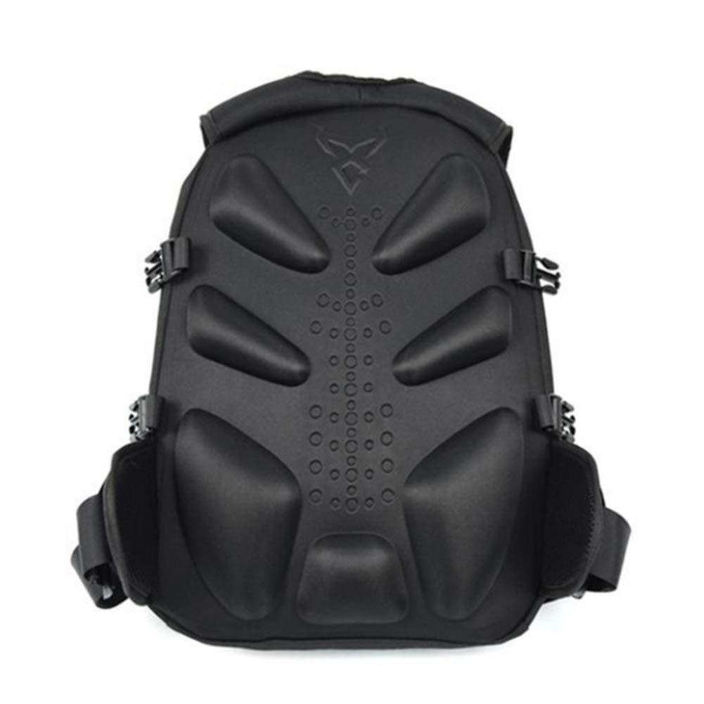 SHZONS Motorcycle Backpack, Motorcycle Helmet Holder Cycling Backpack Motorcycle Bag Waterproof Basketball Football Soccer Travel Backpack