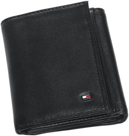 Tommy Hilfiger Men's Oxford Slim Credit Card Trifold