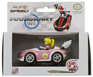 mario kart peach figure on the wild wing. Black Bedroom Furniture Sets. Home Design Ideas