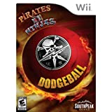 Pirates Vs. Ninjas Dodgeball - Nintendo Wii