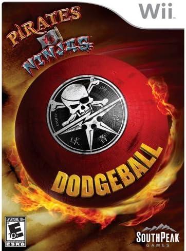 Pirates Vs. Ninjas Dodgeball - Nintendo Wii ... - Amazon.com