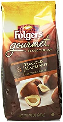 Folgers Caramel Drizzle Flavored Ground Coffee