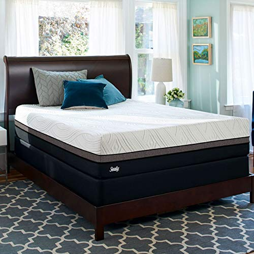 Sealy Conform Premium 12.5-Inch Firm Mattress, Full, Made in USA, 10 Year Warranty