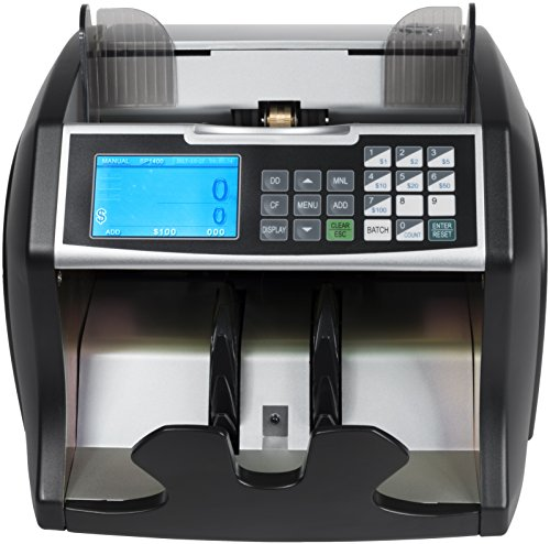 Royal Sovereign Electric Bill Counter With Value Counting