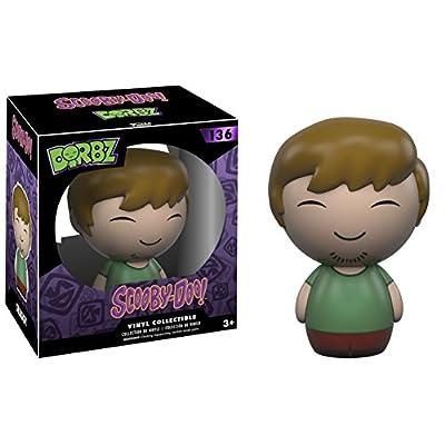 Funko Dorbz: Scooby Doo Action Figure - Shaggy: Funko Dorbz:: Toys & Games