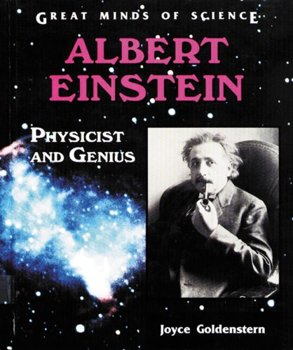 Albert Einstein: Physicist and Genius (Great Minds of Science) by Enslow Pub Inc