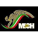 Hecho En Mexico Barcode Decal Sticker michoacan guanajuato jalisco sinaloa cora