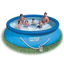 Intex Easy Set 12-Foot by 30-Inch Round Pool Set (Discontinued by Manufacturer)