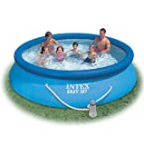 Best Swimming Pools - Intex Easy Set 12-Foot by 30-Inch Round Pool Review